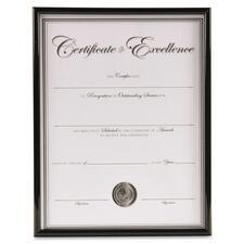 DAX N1850N1T Burns Grp. Backloading Document/Certificate Frame DAXN1850N1T
