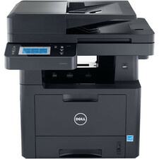 Dell B2375DNF Laser Multifunction Printer - Monochrome - Plain Paper Print - Desktop