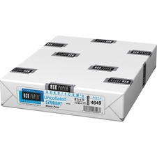 NCR 4649 NCR Paper Xero/Form II Carbonless Uncollated Paper NCR4649