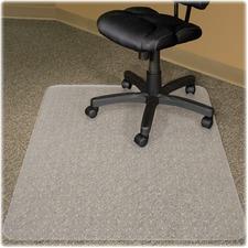 Advantus Gripper Cleats No Lip Recycled Chairmat