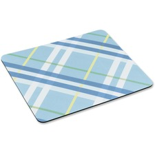 MMM MP114PL 3M Plaid Design Precise Mousing Surface Pad MMMMP114PL