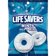 MRS 08503 Mars Life Savers Peppermint Hard Candies MRS08503