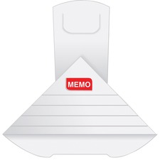 QUA 46058 Quality Park Write-on XL Memo Deltaclip QUA46058