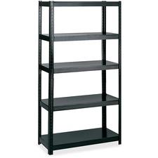 Safco 5247BL Storage Rack