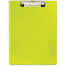 OIC 83008 Officemate Low-profile Clip Letter-size Clipboard OIC83008