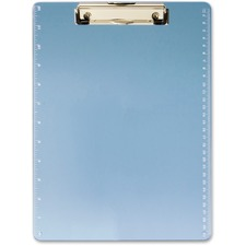 OIC 83017 Officemate Low-profile Clip Acrylic Clipboard OIC83017