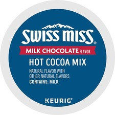 Swiss Miss Milk Chocolate Hot Cocoa