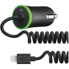 Belkin Lightning Cable Car Charger - 2.10 A Output Current