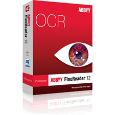 ABBYY FineReader v.12.0 Professional Edition