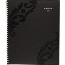 AAG 793905 At-A-Glance Madrid Theme Wkly/Mthly Planner AAG793905