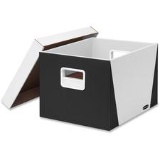 FEL 7648401 Fellowes Premier Stor/File Box FEL7648401