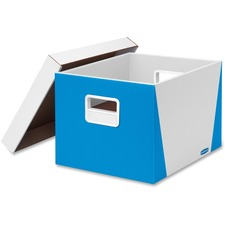 FEL 7648901 Fellowes Premier Stor/File Box FEL7648901