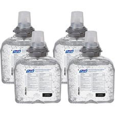 GOJ 549104CT GOJO PURELL TFX Instant Hand Sanitizer Refill  GOJ549104CT