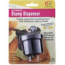 """LEE 40100 Lee 1"""" Label/Stamp Dispenser LEE40100"""