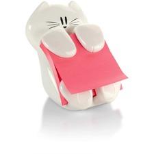 MMM CAT330 3M Post-it Notes Cat Dispenser MMMCAT330