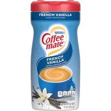 NES 35775 Nestle Coffee-mate French Vanilla Powdered Creamer NES35775