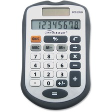 CCS 22084 Compucessory 22084 8-digit Handheld Calculator CCS22084