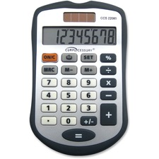 CCS 22085 Compucessory 22085 8 Digit Handy Calculator CCS22085