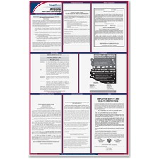 TFP E10AZ TFP Data Sys. Arizona State Labor Law Poster TFPE10AZ
