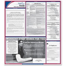 TFP E10FL TFP Data Sys. Florida State Labor Law Poster TFPE10FL