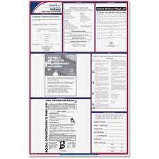 TFP E10IN TFP Data Sys. Indiana State Labor Law Poster TFPE10IN