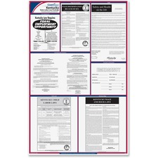 TFP E10KY TFP Data Sys. Kentucky State Labor Law Poster TFPE10KY