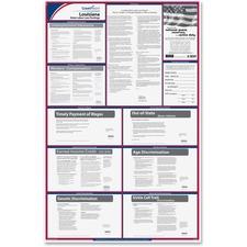 TFP E10LA TFP Data Sys. Louisiana State Labor Law Poster TFPE10LA