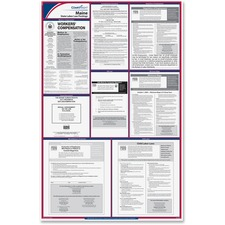 TFP E10ME TFP Data Sys. Maine State Labor Law Poster TFPE10ME