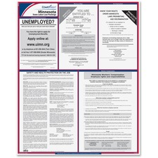 TFP E10MN TFP Data Sys. Minnesota State Labor Law Poster TFPE10MN