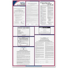 TFP E10NV TFP Data Sys. Nevada State Labor Law Poster TFPE10NV
