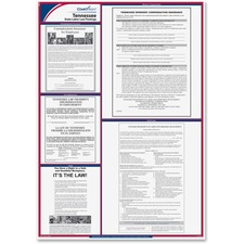 TFP E10TN TFP Data Sys. Tennessee State Labor Law Poster TFPE10TN