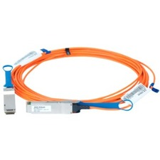 Mellanox 15m LinkX 100Gb/s QSFP Active Fiber Cable, IB EDR