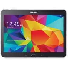 "Samsung Galaxy Tab 4 SM-T530 16 GB Tablet - 10.1"" - Wireless LAN - 1.20 GHz - Black - 1.50 GB RAM - Android 4.4 KitKat - Slate - 1280 x 800 - Bluetooth"