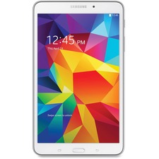 "Samsung Galaxy Tab 4 SM-T230 8 GB Tablet - 7"" - Wireless LAN - 1.20 GHz - White - 1.50 GB RAM - Android 4.4 KitKat - Slate - 1280 x 800 - Bluetooth"