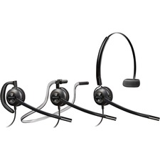 HEADSET,CORDED,CONVERTIBLE