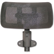 LLR 85562 Lorell Hi-back Chair Mesh Headrest LLR85562