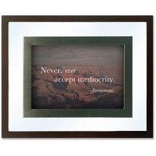 DAX N1860H7T Burns Grp. Nature Quotes Motivational Prints Frame DAXN1860H7T