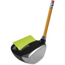 MMM GOLF330 3M Post-it Pop-up Notes Golf Club Dispenser MMMGOLF330