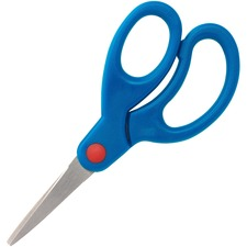 "SPR 39049 Sparco Bent Tip 5"" Kids Scissors SPR39049"