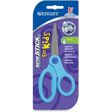 ACM 15985 Acme Westcott Pointed Tip Nonstick Kids Scissors ACM15985