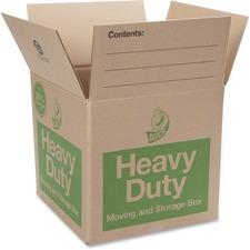DUC 280728EA Duck Brand Double-wall Construction Hvy-duty Boxes DUC280728EA