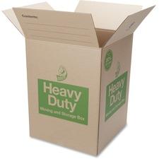 DUC 280727EA Duck Brand Double-wall Construction Hvy-duty Boxes DUC280727EA