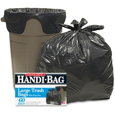 WBI HAB6FT60 Webster Handi-Bag Wastebasket Bags  WBIHAB6FT60
