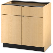 HON HPBC2D2D36D HON Natural Maple Hospitality Cabinets HONHPBC2D2D36D