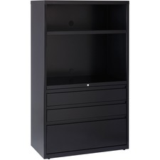 "Lorell 36"" Lateral File Drawer Combo"