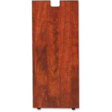 LLR 69615 Lorell Essentials Srs Cherry Laminate Accessories LLR69615