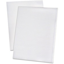 TOP 22002 Tops 2-Sided Quadrille Pads TOP22002