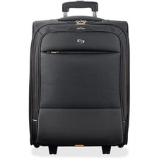 USL UBN9104 US Luggage Front Zipper Rolling Overnighter Case USLUBN9104