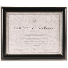 DAX N2704N1T Burns Grp. Office Solutions 2way Certificate Frame DAXN2704N1T