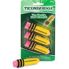 DIX 38953 Dixon Ticonderoga Style Eraser DIX38953